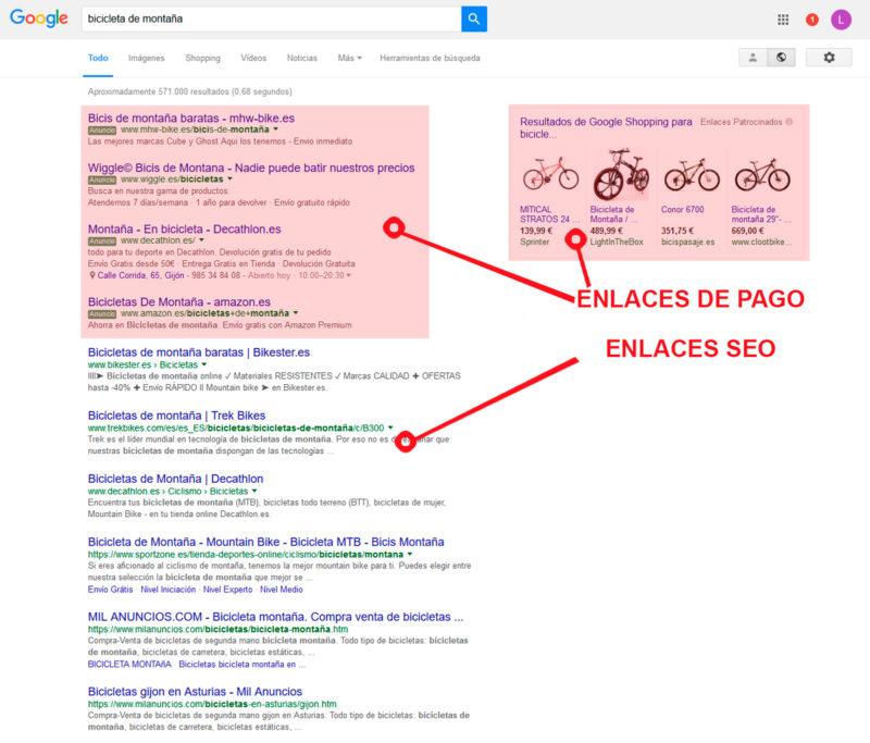 posicionamiento web seo asturias